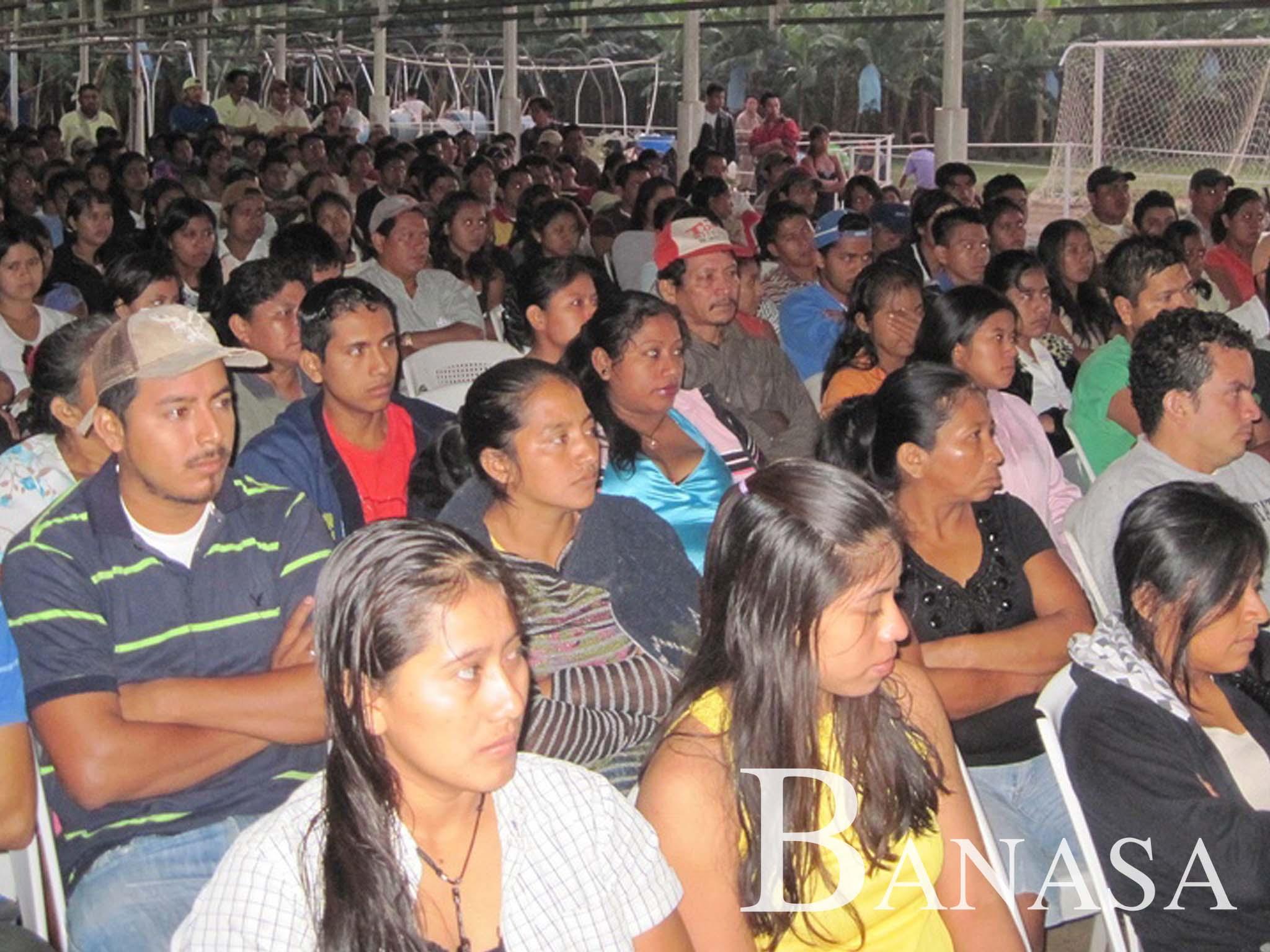 BANASA CAPACITÓ A 3,000 TRABAJADORES Y LÍDERES COMUNITARIOS EN PREVENCIÓN DEL SIDA CON ENFOQUE EN VALORES