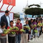 BANASA COMBATE EL HAMBRE EN EL SUROCCIDENTE DE GUATEMALA