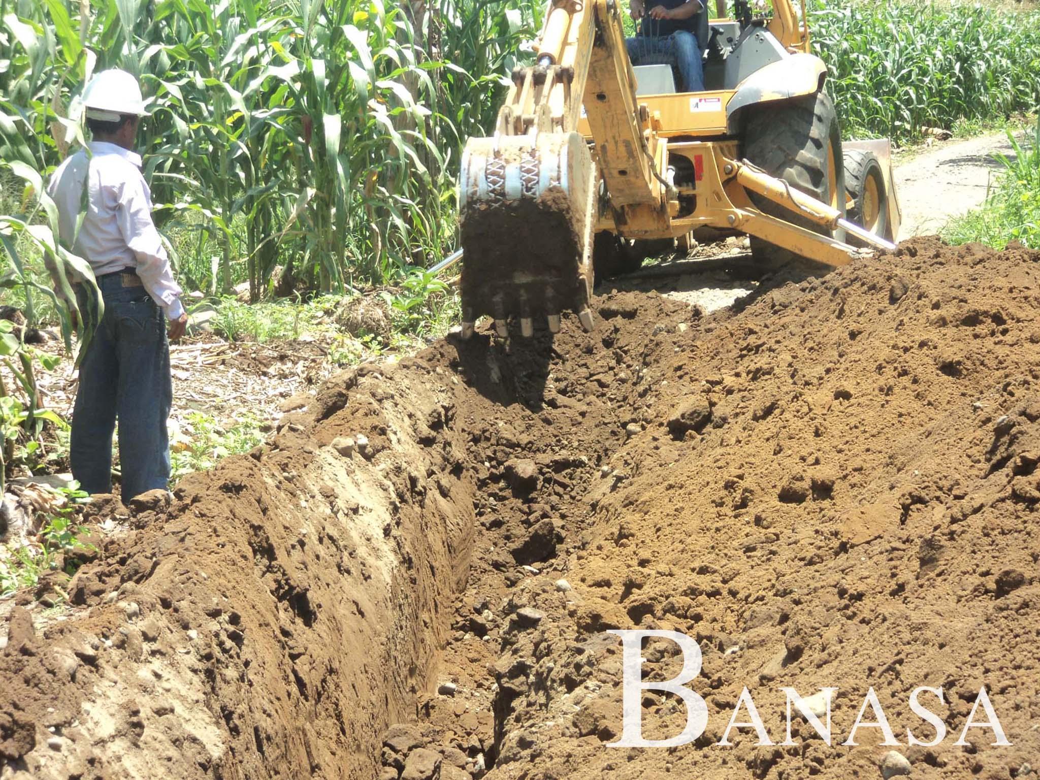 BANASA CONTRIBUYE CON LA INTRODUCCIÓN DE AGUA POTABLE EN LA ALDEA LOS ENCUENTROS