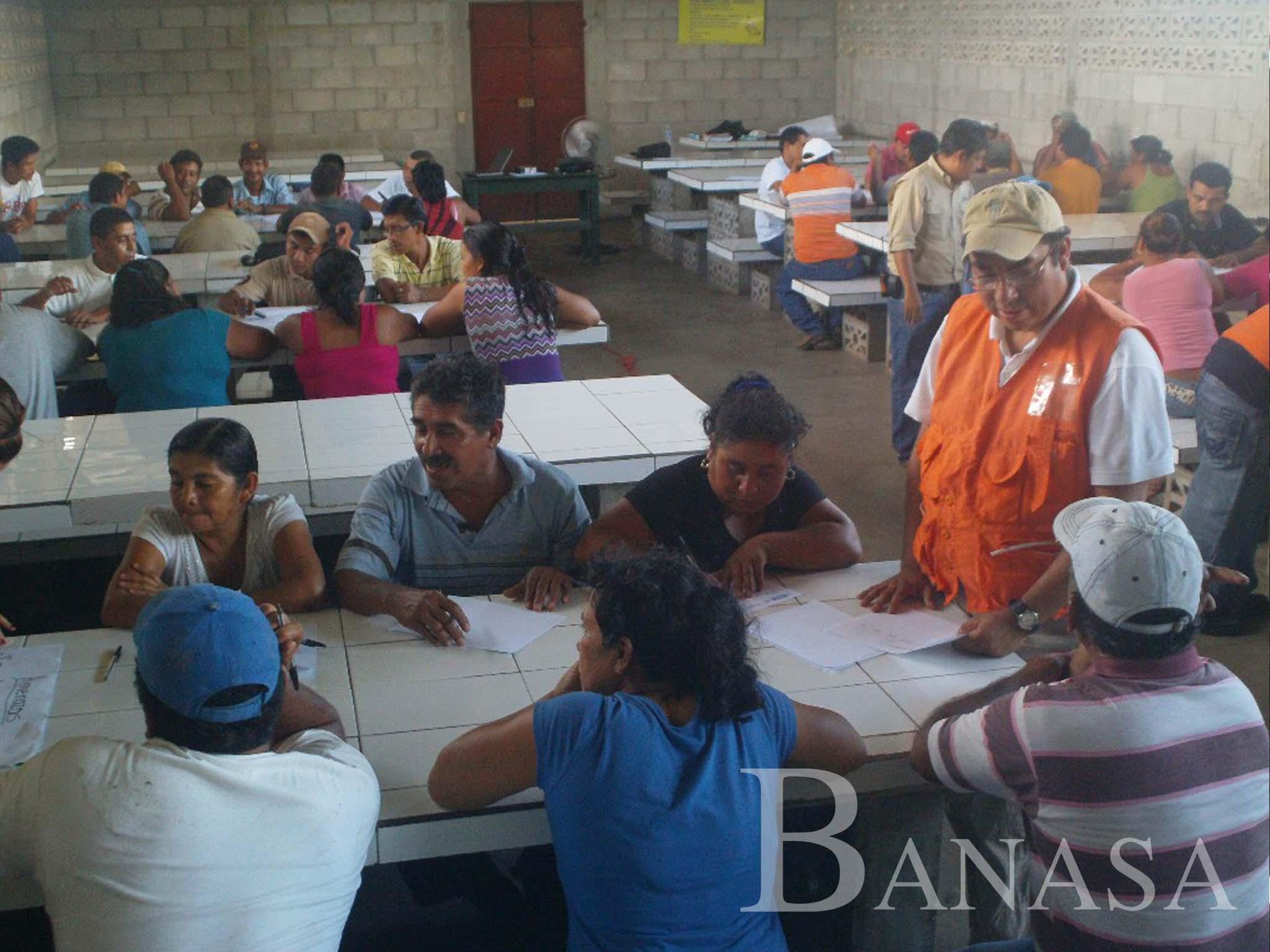 BANASA INAUGURA EL PROYECTO COLRED EN ÁREA DEL TRIFINIO SUROESTE DE GUATEMALA