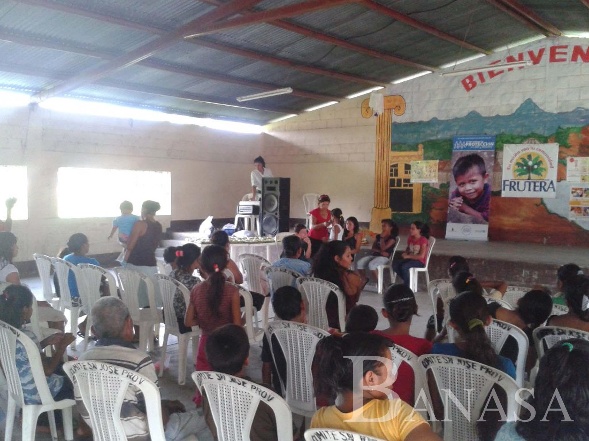 INICIA EL DIPLOMADO EN ORIENTACIÓN FAMILIAR, PATROCINADO POR BANANERA NACIONAL S.A.
